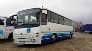 Nauka jazdy autobus